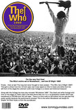 The Who - Live at The Isle Of Wight & Woodstock 1969 DVD