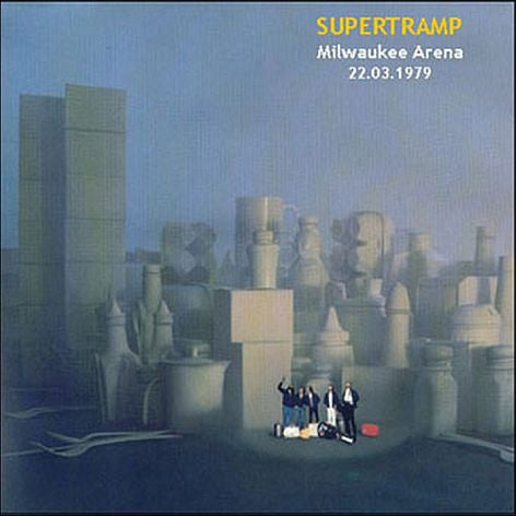Supertramp - Milwaukee, WI, March 22, 1979