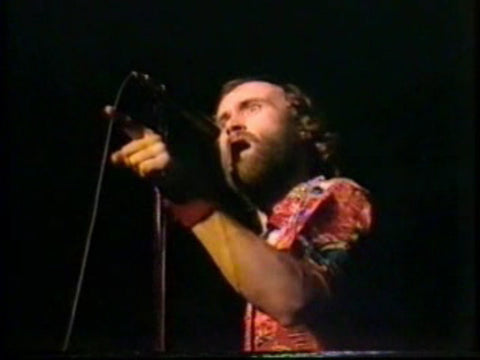 Genesis Six Hours Live 1972-1980 disc TWO PAL download