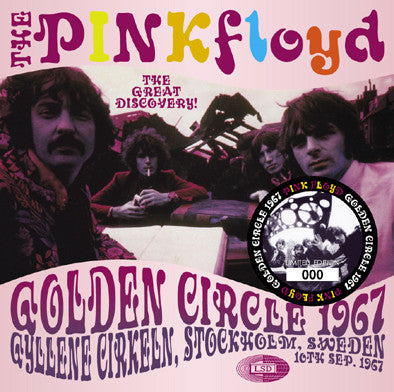 Pink Floyd - Stockholm, Sweden - September 10, 1967