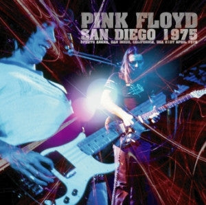 Pink Floyd - California Soundboard - San Diego, April 21, 1975