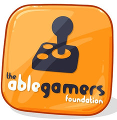The AbleGamers Foundation is dedicated to ensuring video games are as inclusive and accessible as possible for people with disabilities!
