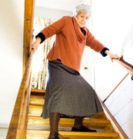 Helpful tips to avoid falls, from HDS Medallion!