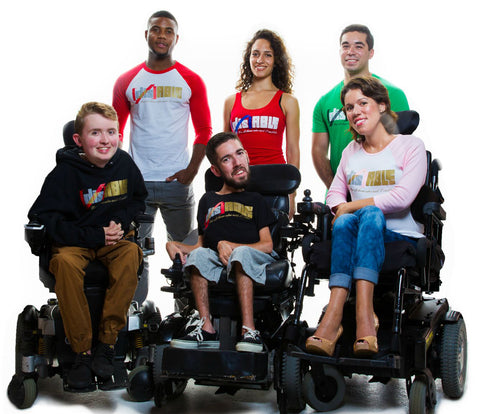 disABLE focuses their t-shirt message on Ability | HDS Medallion Uses Their Products