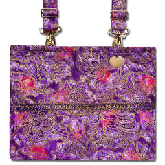 Beautiful Amethyst Premier Bag at HDS Medallion