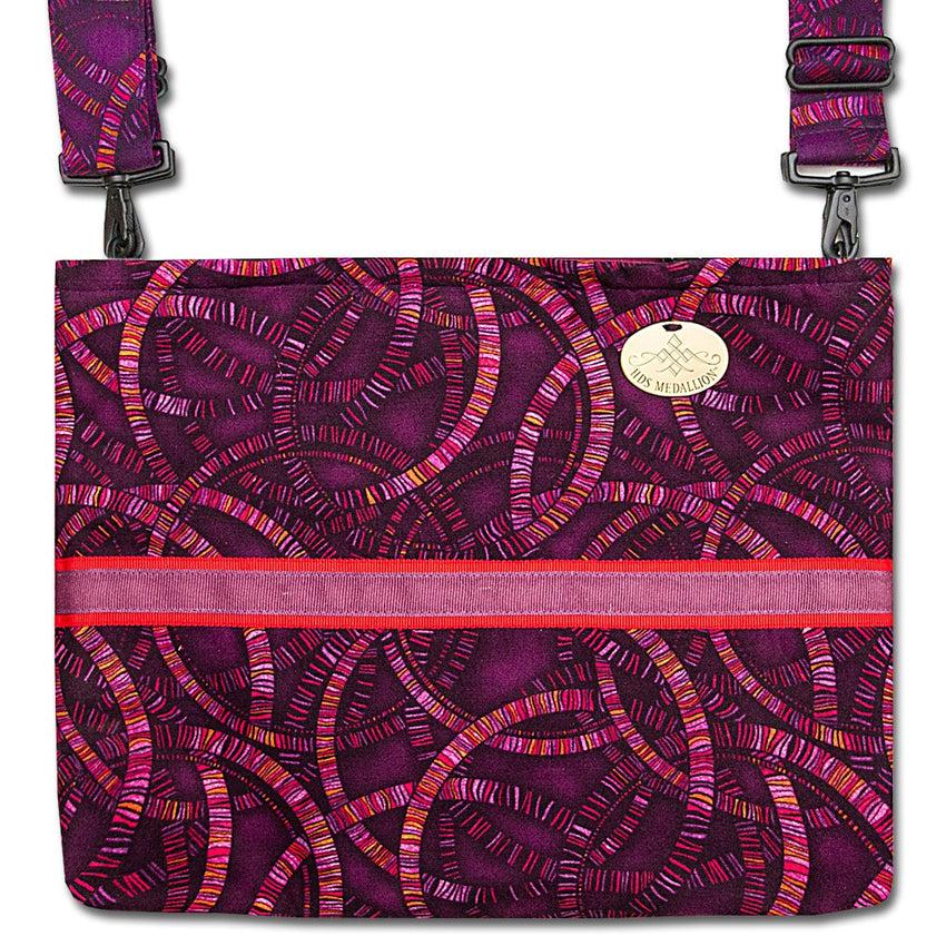 Demi-Premier Jewel Swirl Walker Bag  | HDS Medallion