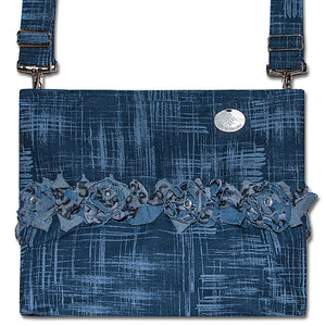 Premier Denim Bouquet Wheelchair Bag  | HDS Medallion