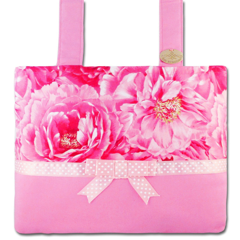 Classic Charlotte Rose Pink | HDS Medallion
