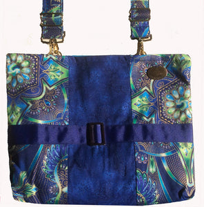 Premier Royal Blue Lumina - A Statement Mobility Bag