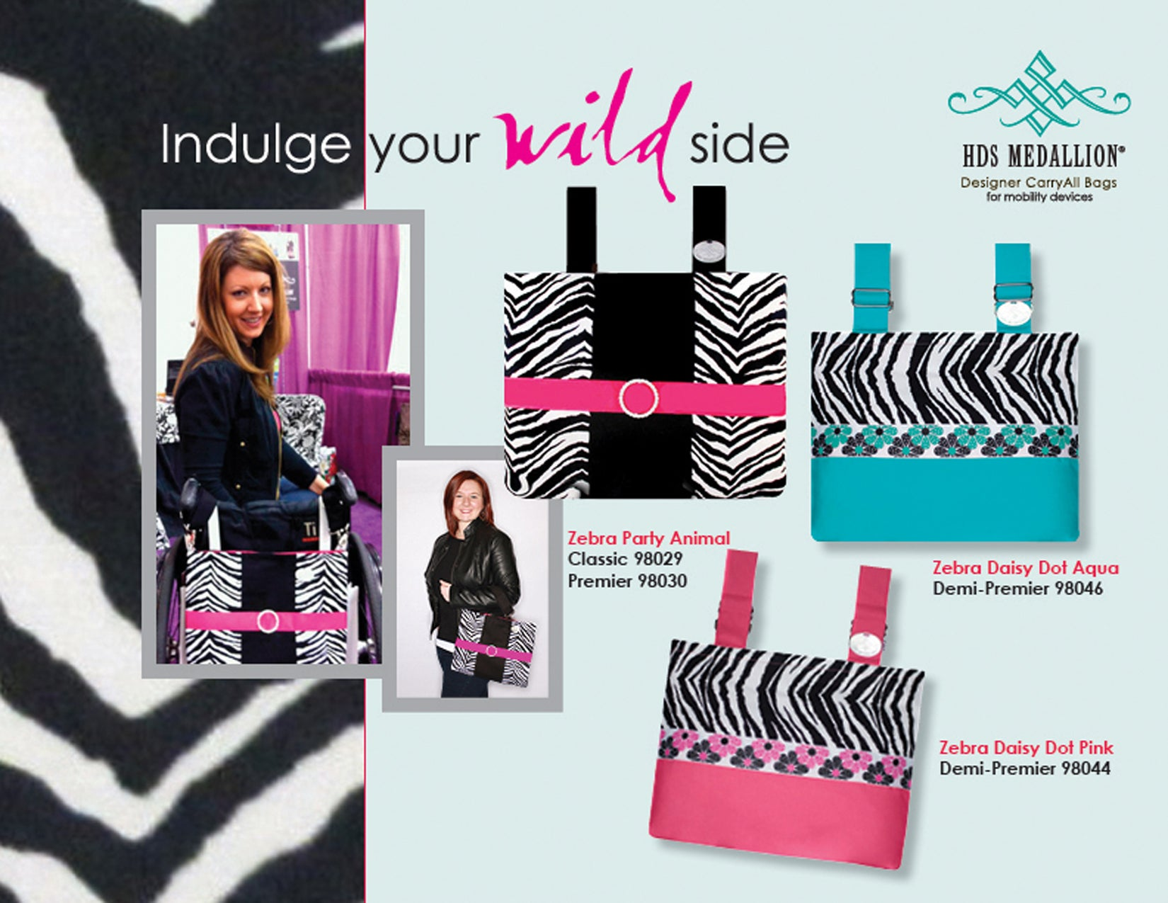 An animal print just for you - it's zebra!