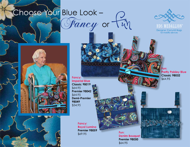 Calling all lovers of blue - a stunning collection for you!
