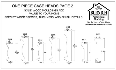 CASE AND DOOR HEADERS 2