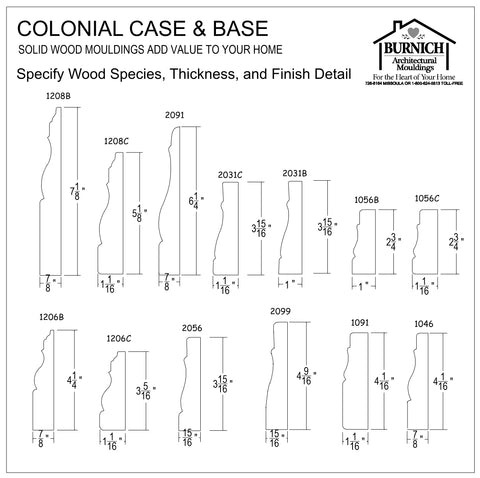 Colonial Case and Base