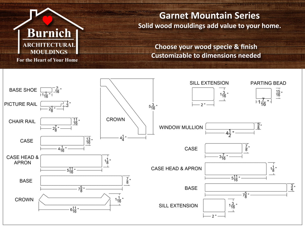 Garnet Mountain Series