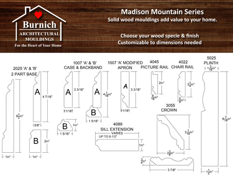 Madison Mountain Series