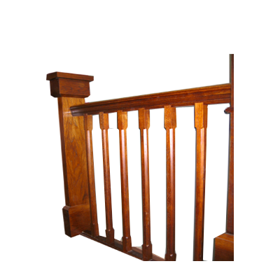 Newel Post 1