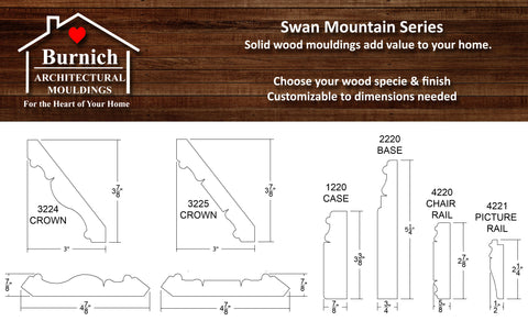 Swan Mountain Series