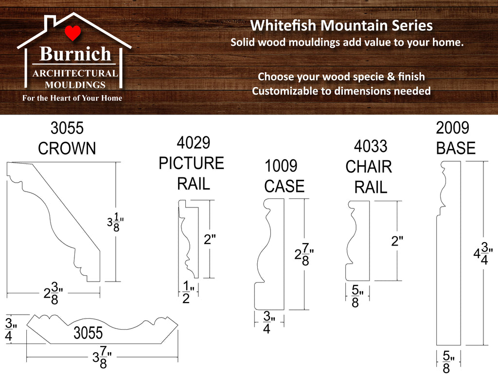 Whitefish Mountain Series