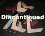 DISCONTINUED MOULDINGS