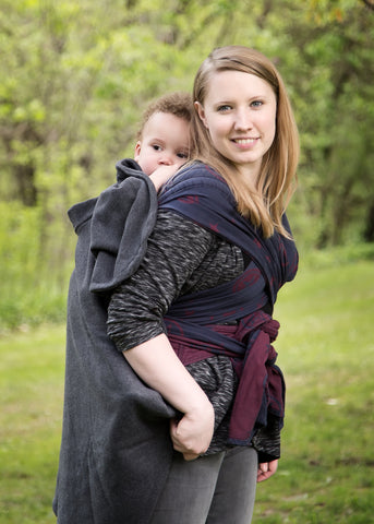 Car Seat, Stroller and Babywearing Capes - Wrapt - 6