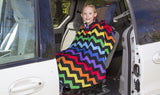Car Seat, Stroller and Babywearing Capes - Wrapt - 4