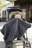 Car Seat, Stroller and Babywearing Capes - Wrapt - 2