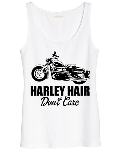 Harley Hair Don't Care Tank