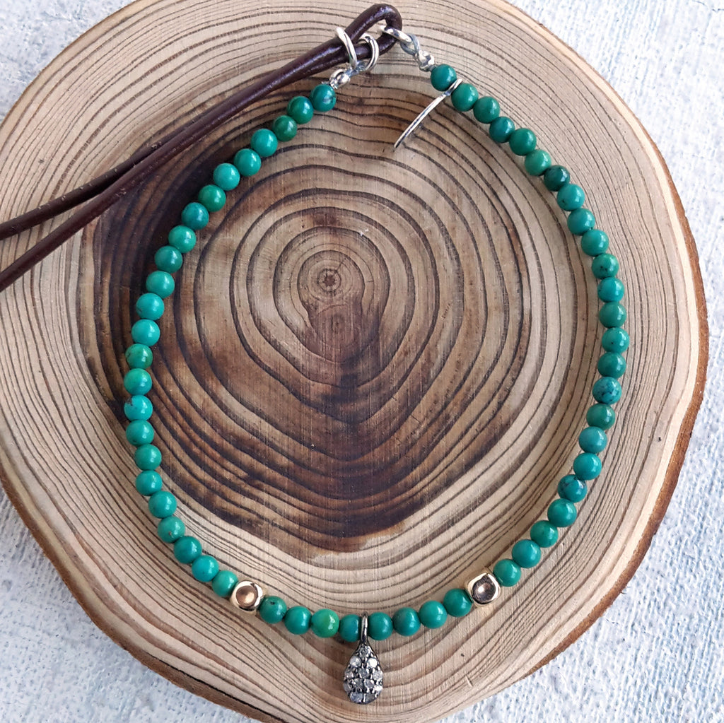 Absolutely Turquoise Bracelet