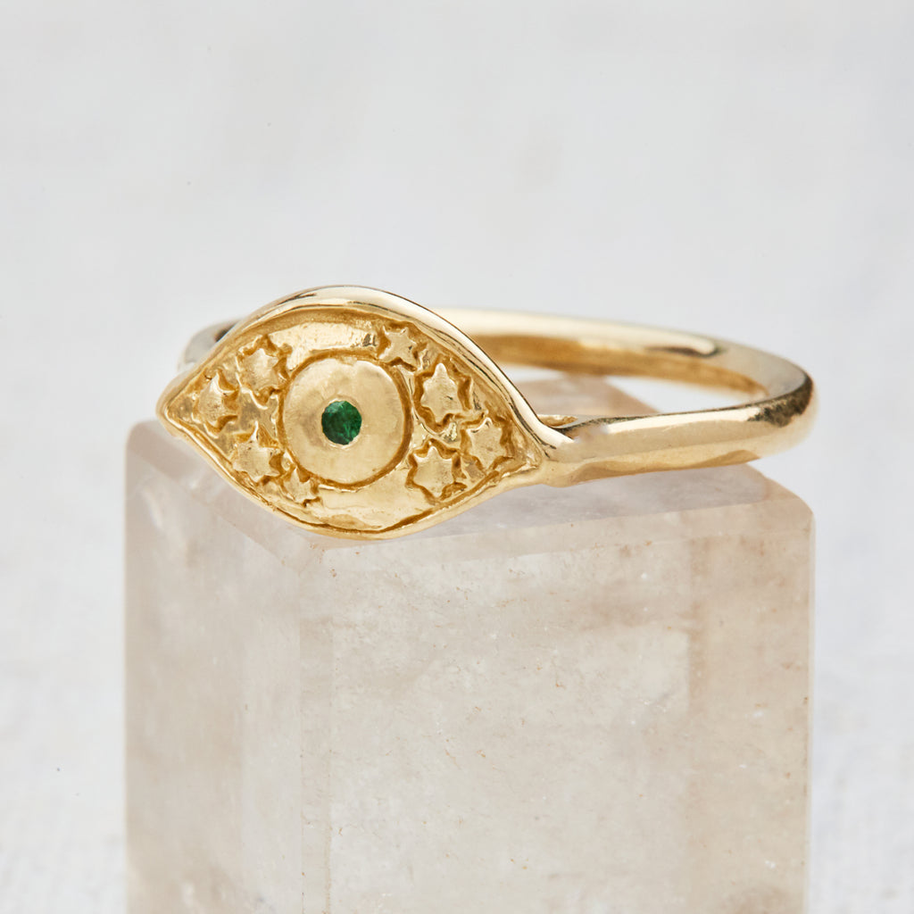 The Amazing Eye Ring