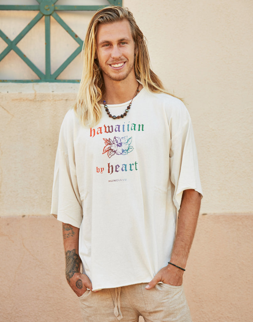 Hawaiian by Heart Tee