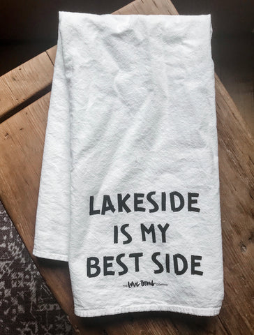 LAKESIDE IS MY BEST SIDE