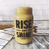 RISE AND SHINE - THE LOVE BOMB COMPANY