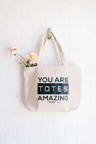 You are TOTES Amazing!