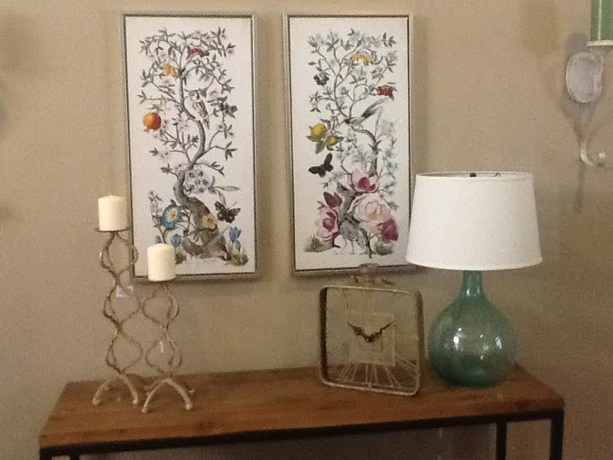 Floral Framed Prints