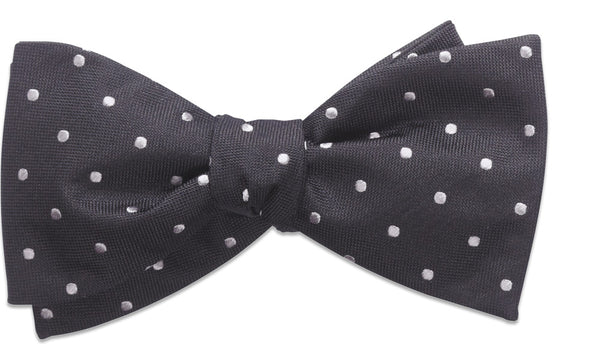 Bennington Black Self-Tie Bow Tie