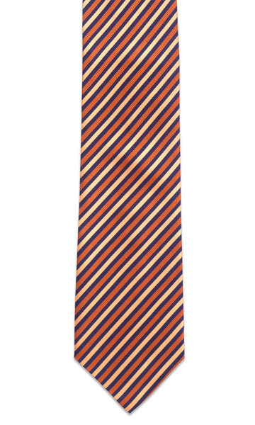 Bristol Orange Necktie
