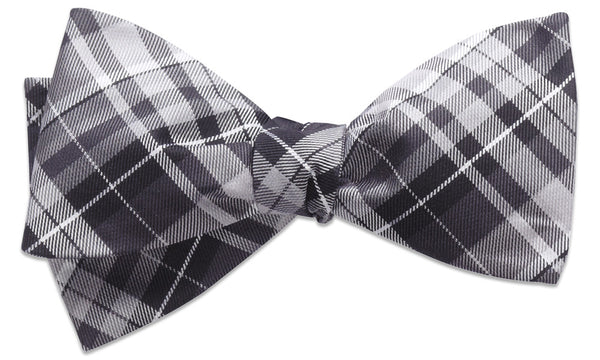 Cornwall Black Self-Tie Bow Tie