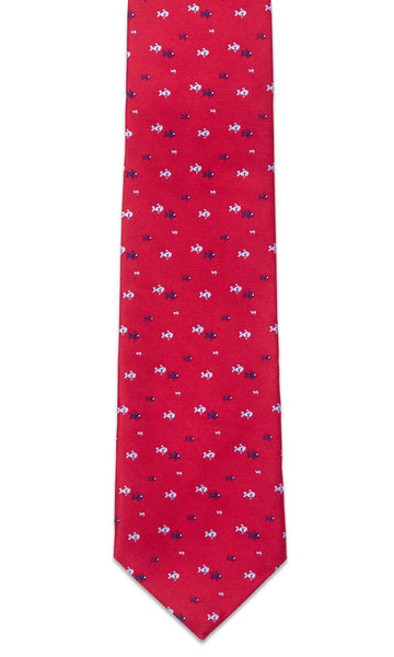 Fish Creek Red Necktie