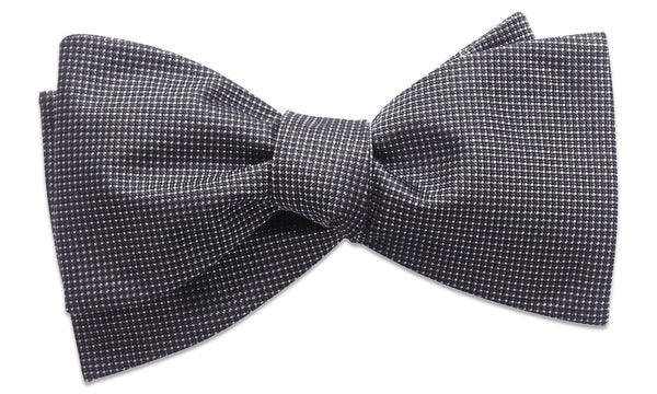 Londonderry Black Self-Tie Bow Tie
