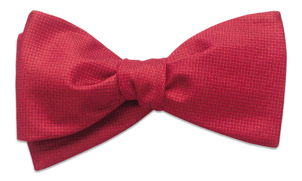 Londonderry Red Self-Tie Bow Tie