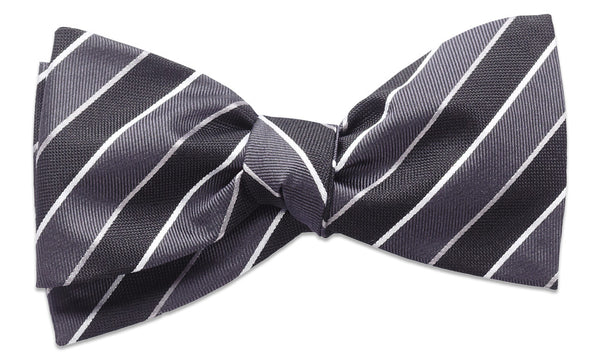 Norwich Black Self-Tie Bow Tie