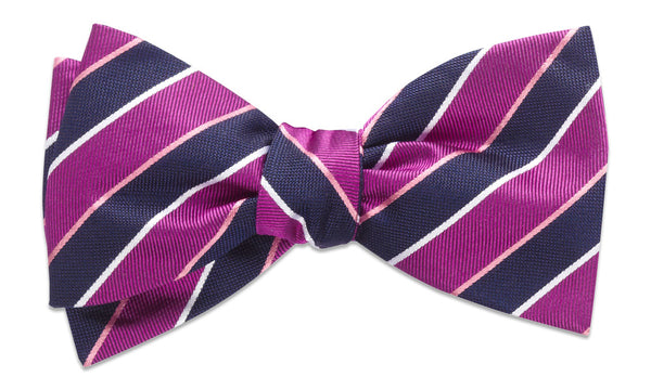 Norwich Pink Self-Tie Bow Tie