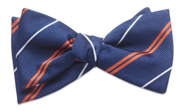 Richmond Orange Self-Tie Bow Tie