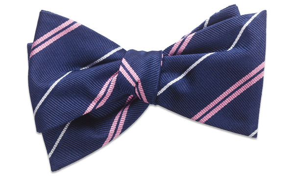 Richmond Pink Self-Tie Bow Tie