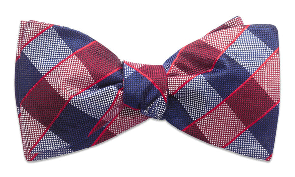 Shoreham Red Self-Tie Bow Tie
