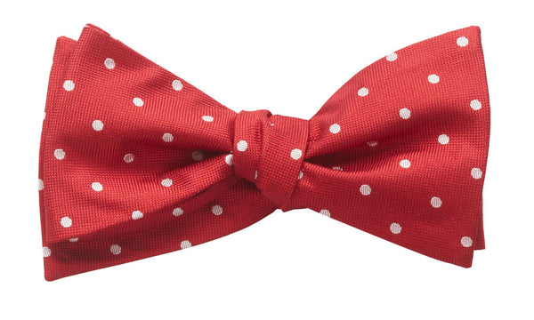 Bennington Wine Self-Tie Bow Tie