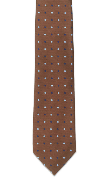 Bolton Brown Necktie