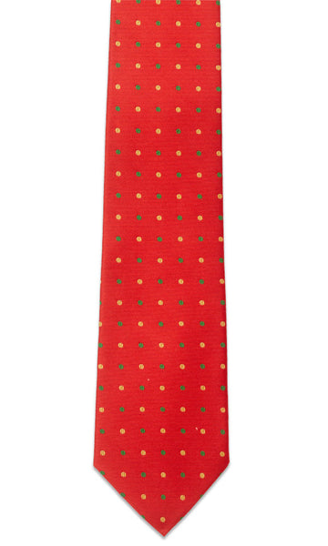 Bolton Red Necktie