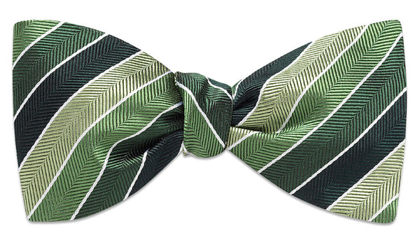 Dunmore Green Self-Tie Bow Tie