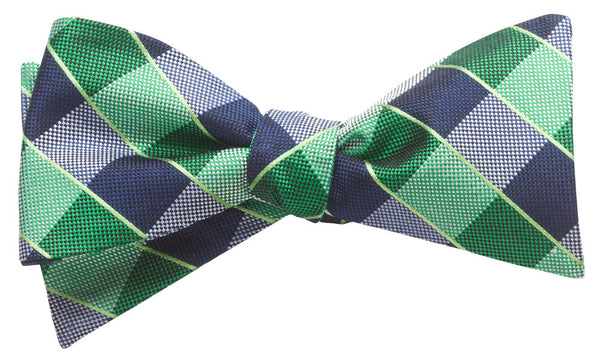 Shoreham Green Self-Tie Bow Tie